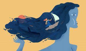 mariagrazia misuriello psicoterapeuta - illustrazione di massimiliano di lauro